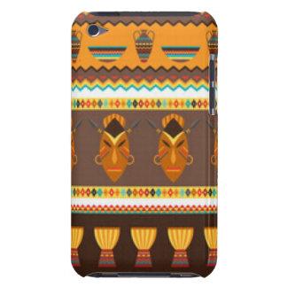 Coque Case-Mate iPod Touch Conception africaine d'impression de motif de