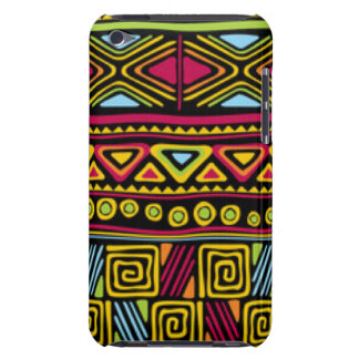 Coque Case-Mate iPod Touch Conception multi africaine d'impression de motif