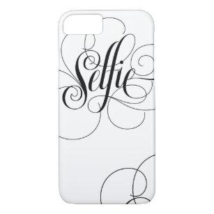 coque iphone 8 caligraphie