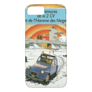 coque iphone 7 2cv