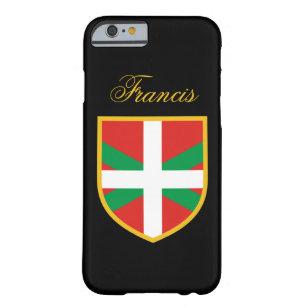 coque iphone 6 drapeau basque