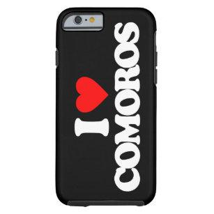 coque comores iphone 6