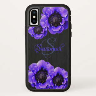 coque iphone x anemone