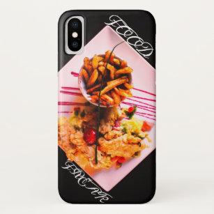 coque iphone x nourriture