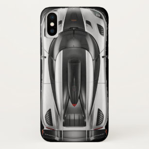 coque iphone x voiture sport