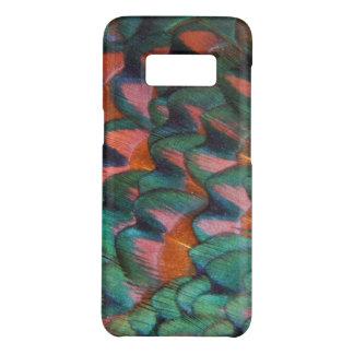 Coque Case-Mate Samsung Galaxy S8 Abrégé sur coloré plumes de faisan