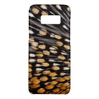 Coque Case-Mate Samsung Galaxy S8 Abrégé sur repéré plume de volaille de jungle