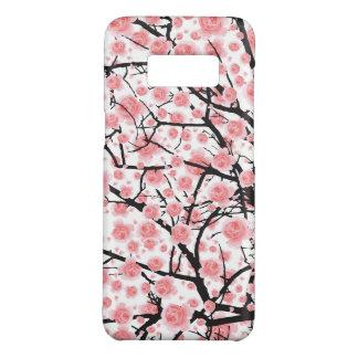 Coque Case-Mate Samsung Galaxy S8 Arbre de Sakura de rose de pleine floraison