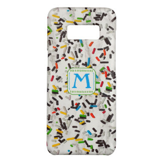Coque Case-Mate Samsung Galaxy S8 Arrose avec le monogramme