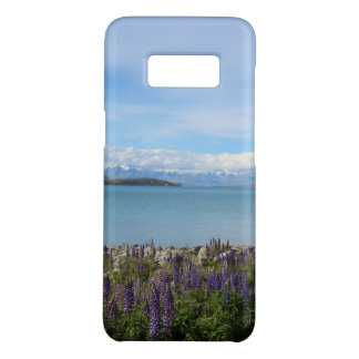 Coque Case-Mate Samsung Galaxy S8 Belle caisse de la galaxie S8 de Tekapo de lac new