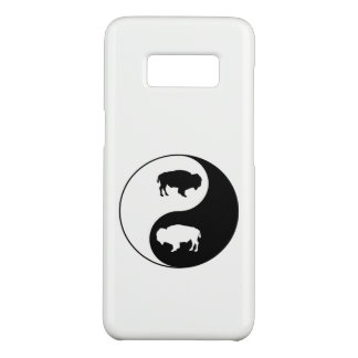 Coque Case-Mate Samsung Galaxy S8 Bison de Yin Yang