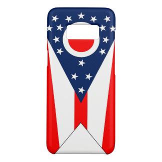 Coque Case-Mate Samsung Galaxy S8 Caisse de la galaxie S8 de Samsung avec le drapeau
