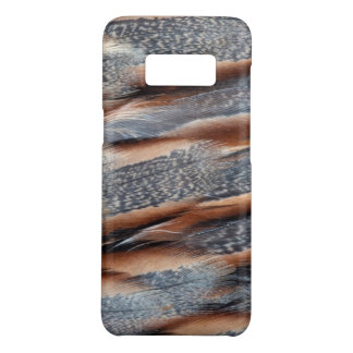 Coque Case-Mate Samsung Galaxy S8 Conception de l'Himalaya de plume de Snowcock