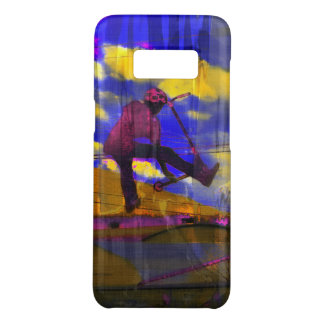 Coque Case-Mate Samsung Galaxy S8 Conception de sports de beaux-arts de