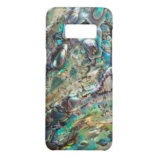 Coque Case-Mate Samsung Galaxy S8 Coquille de paua de reine