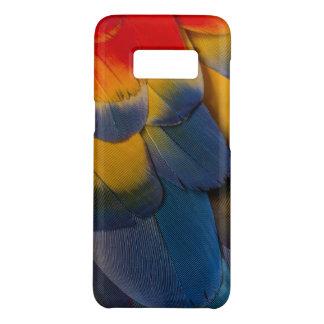 Coque Case-Mate Samsung Galaxy S8 Fermez-vous des plumes d'ara