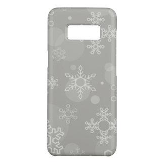 Coque Case-Mate Samsung Galaxy S8 Flocons de neige