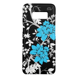 Coque Case-Mate Samsung Galaxy S8 Floral moderne personnalisé