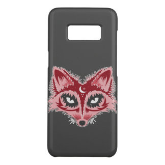 Coque Case-Mate Samsung Galaxy S8 Fox artistique