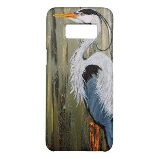 Coque Case-Mate Samsung Galaxy S8 Héron de grand bleu SamsungS8