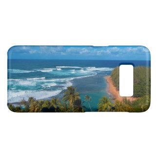 Coque Case-Mate Samsung Galaxy S8 Île tropicale hawaïenne