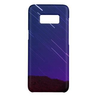 Coque Case-Mate Samsung Galaxy S8 le ciel nocturne tient le premier rôle le pourpre