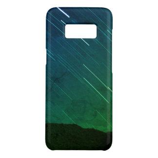 Coque Case-Mate Samsung Galaxy S8 le ciel nocturne tient le premier rôle le vert