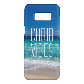 Coque Case-Mate Samsung Galaxy S8 L'eau tropicale de turquoise de plage de