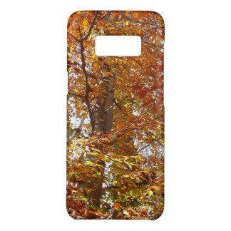 Coque Case-Mate Samsung Galaxy S8 Les branches de l'orange laisse la nature