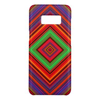 Coque Case-Mate Samsung Galaxy S8 Ligne multicolore motif d'éclat