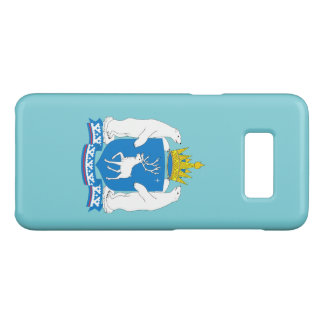 Coque Case-Mate Samsung Galaxy S8 Manteau des bras de Yamal-Nenetsia