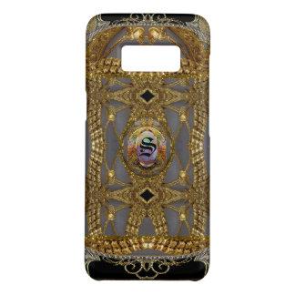 Coque Case-Mate Samsung Galaxy S8 Monogramme de Gayla de rue d'Ava joli