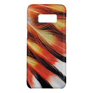 Coque Case-Mate Samsung Galaxy S8 Motif de plume de cacatoès