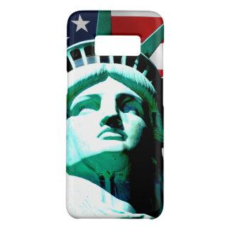 Coque Case-Mate Samsung Galaxy S8 New York (NY) Etats-Unis - La statue de la liberté