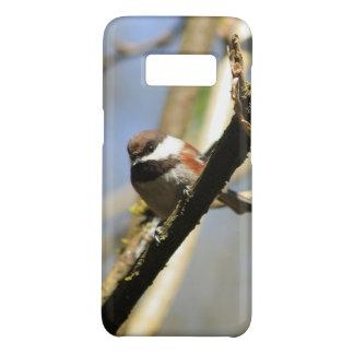 Coque Case-Mate Samsung Galaxy S8 Oiseau mignon de Chickadee