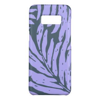Coque Case-Mate Samsung Galaxy S8 Palmettes de Hawaïen de jardin de Kahanu
