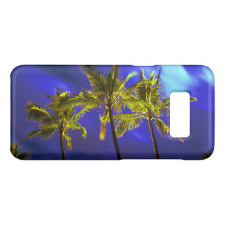 Coque Case-Mate Samsung Galaxy S8 Paumes de nuit