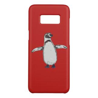 Coque Case-Mate Samsung Galaxy S8 Pingouin de bande dessinée