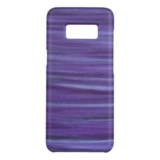 Coque Case-Mate Samsung Galaxy S8 Pourpre lilas violet de lavande indifférente de la