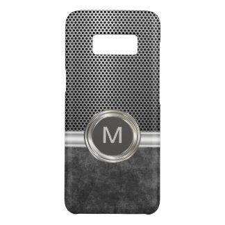 Coque Case-Mate Samsung Galaxy S8 Style frais du monogramme des hommes