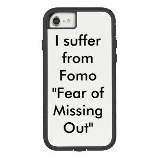 Coque Case-Mate Tough Extreme iPhone 7 Crainte de manquer