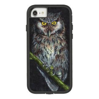 Coque Case-Mate Tough Extreme iPhone 7 Hibou pendant la nuit