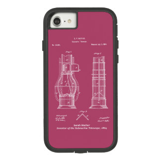 Coque Case-Mate Tough Extreme iPhone 7 Télescope submersible, Sarah Mather