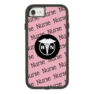 Coque Case-Mate Tough Extreme iPhone 7 Thème médical d'infirmier autorisé