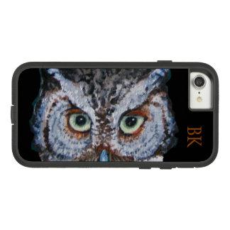 Coque Case-Mate Tough Extreme iPhone 7 YEUX de HIBOU SUR VOUS PERSONNALISABLES par