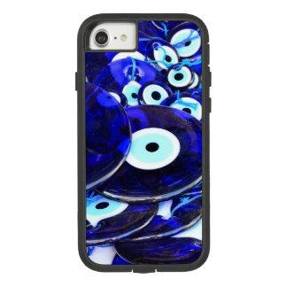 Coque Case-Mate Tough Extreme iPhone 8/7 Amulettes bleues d'oeil mauvais