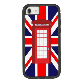 Coque Case-Mate Tough Extreme iPhone 8/7 Drapeau d'Union Jack de boîte de téléphone des
