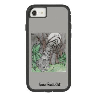 Coque Case-Mate Tough Extreme iPhone 8/7 gris du téléphone 7 de la pomme i