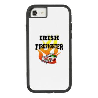 Coque Case-Mate Tough Extreme iPhone 8/7 Pompiers irlandais