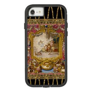 Coque Case-Mate Tough Extreme iPhone 8/7 Quichotte VIII Girly baroque romantique